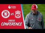 Jürgen Klopp's pre-match press conference | Chelsea vs Liverpool