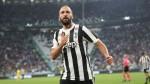 Inter Miami signs striker Higuain from Juventus