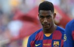 Atalanta coach wants Barcelona defender