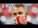 LIVE 🔴 Pressekonferenz mit Hansi Flick | FC Bayern - Schalke 04