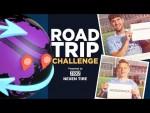 KYLE WALKER, JOHN STONES and OLEKS ZINCHENKO | ROAD TRIP CHALLENGE