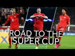 MÜLLER, LEWANDOWSKI, GNABRY: Relive BAYERN's road to the 2020 UEFA SUPER CUP