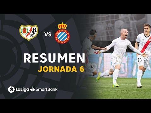 Resumen de Rayo Vallecano vs RCD Espanyol (1-0)