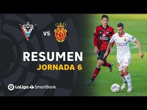 Resumen de CD Mirandés vs RCD Mallorca (0-0)