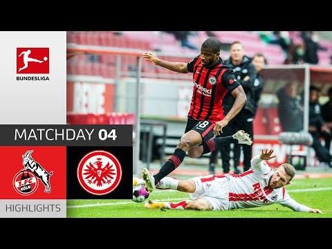 1. FC Köln - Eintracht Frankfurt | 1-1 | Highlights | Matchday 4 – Bundesliga 2020/21