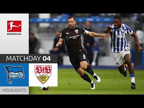 Hertha Berlin - VfB Stuttgart | 0-2 | Highlights | Matchday 4 – Bundesliga 2020/21