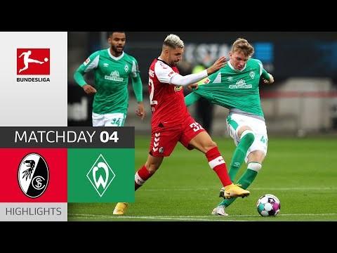 SC Freiburg - SV Werder Bremen   1-1   Highlights   Matchday 4 – Bundesliga 2020/21
