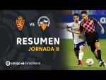 Resumen de Real Zaragoza vs CE Sabadell (0-0)