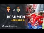 Resumen de Real Sporting vs SD Ponferradina (2-1)