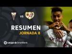 Resumen de Albacete BP vs Rayo Vallecano (2-1)