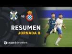 Resumen de CD Tenerife vs RCD Espanyol (0-0)