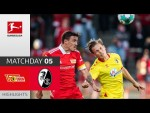 Union Berlin - SC Freiburg | 1-1 | Highlights | Matchday 5 – Bundesliga 2020/21