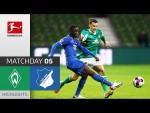 SV Werder Bremen - TSG Hoffenheim | 1-1 | Highlights | Matchday 5 – Bundesliga 2020/21