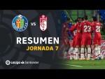 Resumen de Getafe CF vs Granada CF (0-1)