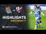 Highlights Real Sociedad vs SD Huesca (4-1)