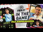 AYMERIC LAPORTE IS A RULEBREAKER! | MAN CITY | IN THE GAME