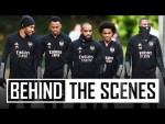Drills, skills and saves | Behind the scenes at Arsenal training centre