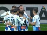 Resumen de RCD Espanyol vs SD Ponferradina (2-0)
