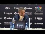 Rueda de prensa CD Castellón vs UD Almería