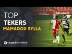 LaLiga SmartBank Tekkers: Doblete de Mamadou Sylla