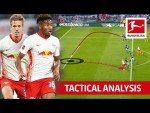 What brought RB Leipzig to the Top of the Bundesliga? – Tactical Analysis