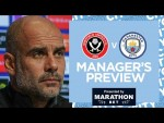 Pep Press Conference | Sheffield Utd v City | Pep on Kyle Walker & More!