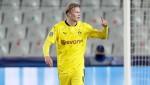 Borussia Dortmund Forward Erling Haaland Wins 2020 Golden Boy Award