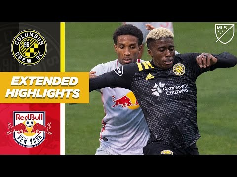 HIGHLIGHTS: Columbus Crew SC vs. New York Red Bulls | November 21, 2020