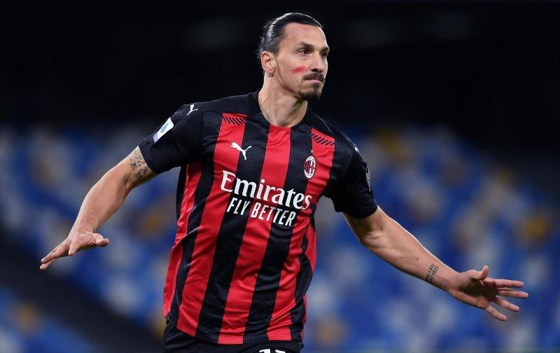 Ibrahimovic masterclass sees AC Milan past Napoli