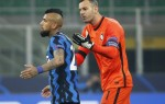 Vidal madness indicative of Inter's disastrous campaign