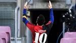 Barcelona Facing Fine Over Lionel Messi's Tribute to Diego Maradona