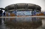 Napoli pay a perfect homage to Maradona