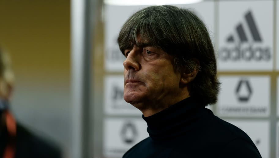 Germany Coach Joachim Low Will Not Be Sacked Before Euro 2020