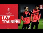 Liverpool's Champions League training | Ajax