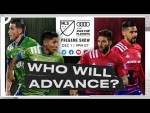Seattle Sounders vs. FC Dallas showdown | Audi 2020 MLS Cup Playoffs Pregame Show