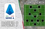 Serie A Team of the Week | Round 9