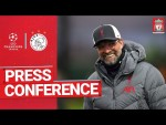 Jürgen Klopp's Champions League press conference | Ajax
