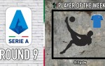 Serie A Player of the Week | Round 9
