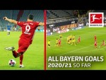 31 Goals from only 9 Games | All FC Bayern München Goals so far