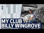 MY CLUB | F2 FREESTYLER BILLY WINGROVE ON HIS LOVE OF SPURS!