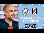 PEP | PRESS CONFERENCE | CITY V FULHAM