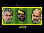 MESSI IN! NO RONALDO! Darren Bent creates a 5-a-side team of Pep Guardiola & Jose Mourinho players!