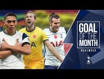 NOVEMBER GOAL OF THE MONTH | ft. Bale, Kane, Son, Lo Celso, Vinicius & Winks!