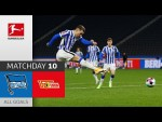 Hertha wins Derby! | Hertha BSC - Union Berlin | 3-1 | All Goals | Matchday 10 – Bundesliga 20/21