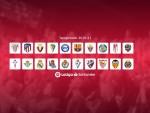 Calentamiento Levante UD vs Getafe FC