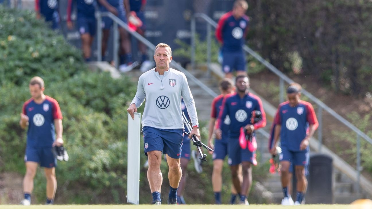 U.S., Mexico set for Olympic qualifying in March