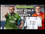 Jordan Morris to Swansea City | 2016-2020 Best Goals & Assists