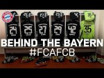 Behind the scenes at #FCAFCB | Behind the Bayern