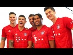 What Lewandowski, Müller, Neuer & Co. do at a marketing day