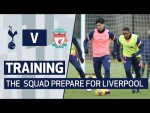 6 vs 6 GAMES & AUDACIOUS PANENKA PENALTIES AHEAD OF LIVERPOOL | TRAINING AT TOTTENHAM